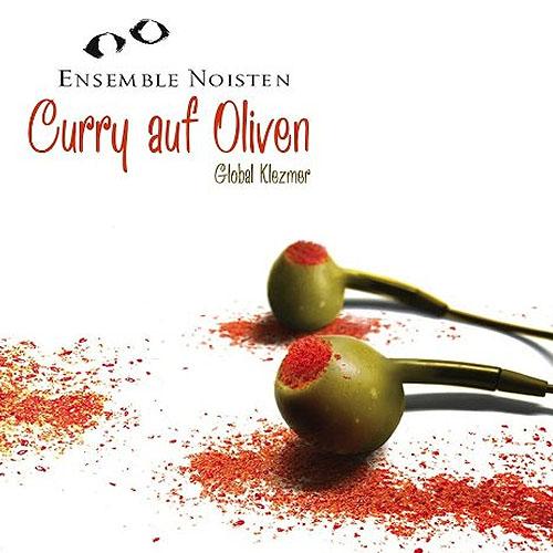 Cover Curry auf Oliven des Ensemble Noisten