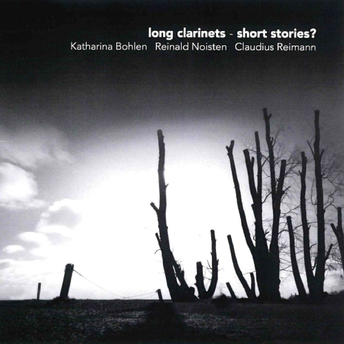 Long Clarinets Short Stories Cover